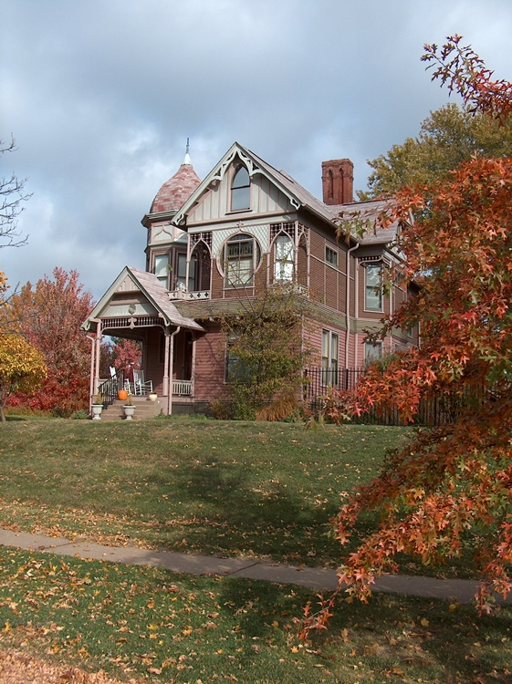 House in Fall 003